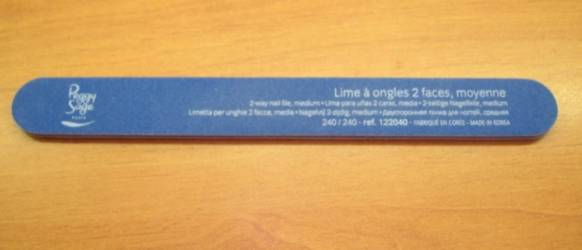 LIME 240 / sanding file grit 240